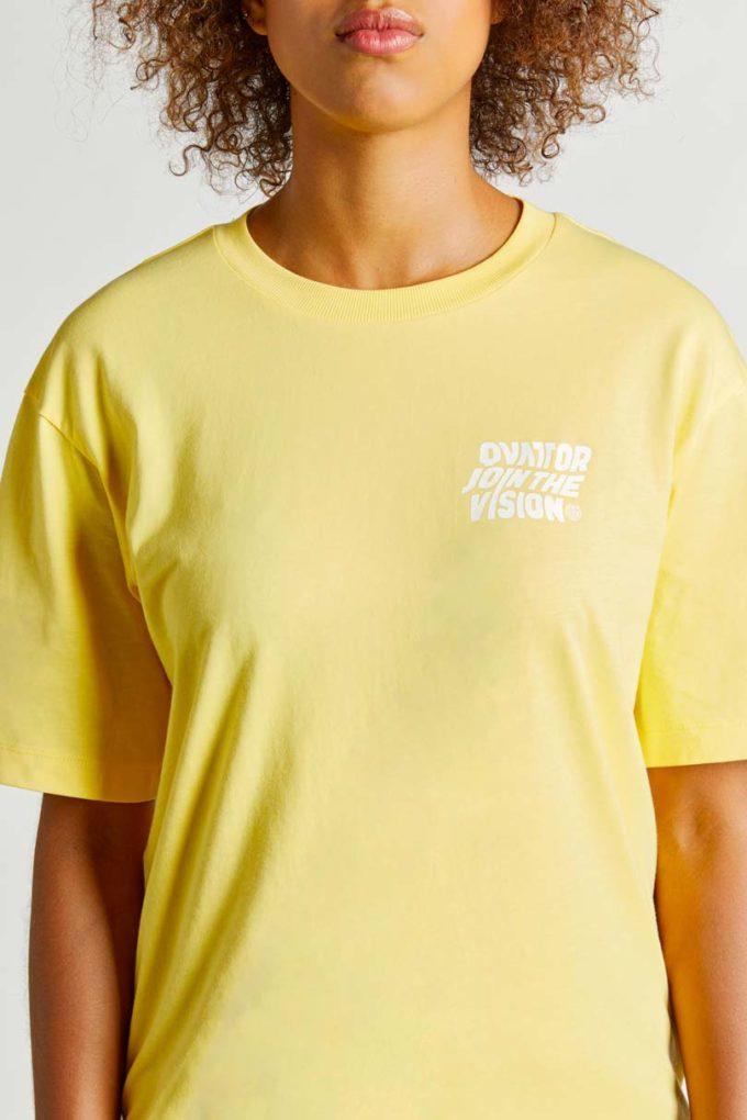 T-shirt unisexe Sunsflower jaune